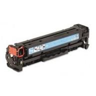 Cartus toner compatibil HP CC531A HP304A CRG718 Cyan