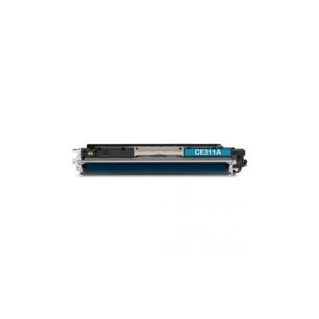 Cartus toner compatibil HP CE311A HP126A Cyan