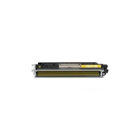 Cartus toner compatibil HP CE312A HP126A Yellow