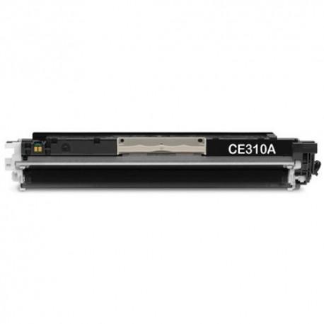 Cartus toner compatibil HP CE310A HP126A Black