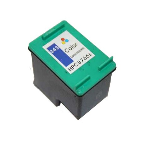 Cartus HP343 C8766EE color compatibil