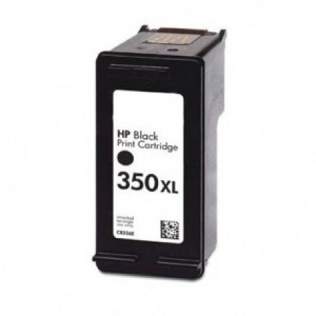 Cartus HP 350XL CB336EE negru compatibil