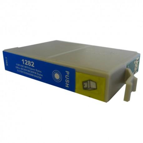 Cartus Epson T1282 cyan compatibil