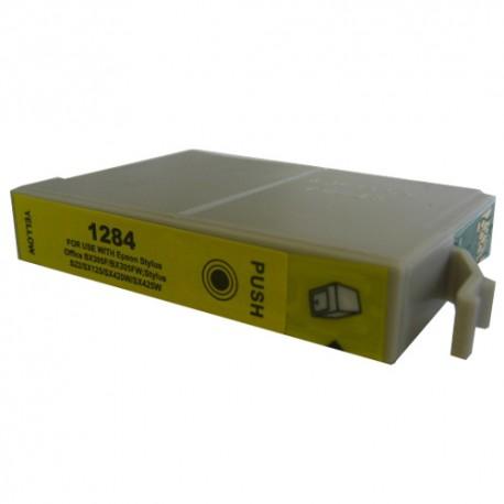 Cartus Epson T1284 yellow compatibil