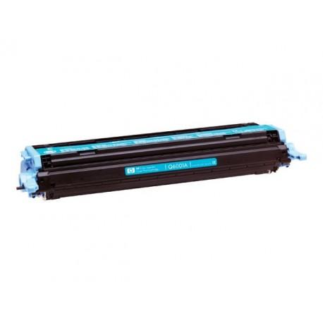Cartus toner HP Q6001A HP124A Cyan compatibil