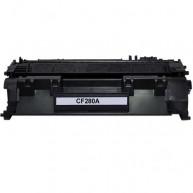 Cartus toner HP CF280A HP80A compatibil 2700pagini