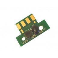Chip compatibil Lexmark CX310 CX410 CX510 cyan 2K