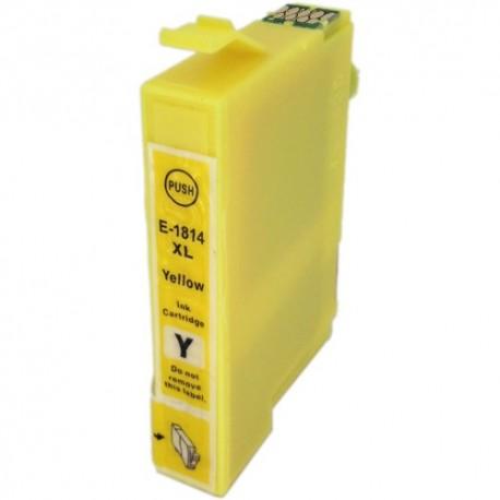 Cartus Epson 18XL yellow T1814 compatibil