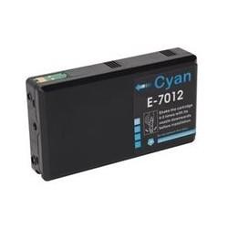 Cartus Epson T7012 14XL compatibil cyan capacitate mare