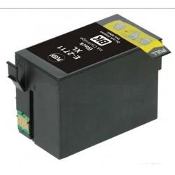 Cartus Epson T2711 27XXL compatibil negru capacitate foarte mare