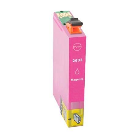Cartus Epson T2633 26XL compatibil magenta capacitate mare