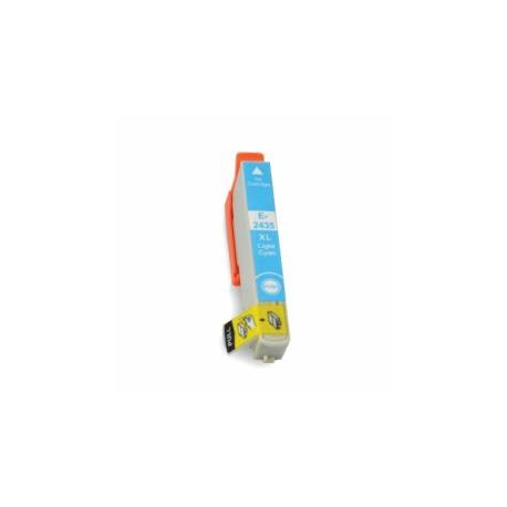 Cartus Epson T2435 24XL compatibil light cyan capacitate mare