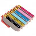 Set 6 cartuse imprimanta Epson T2431 T2432 T2433 T2434 T2435 T2436 compatibile Epson 24XL