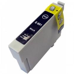 Cartus Epson T0801 compatibil negru de capacitate mare