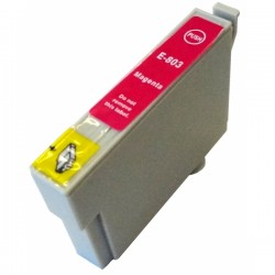 Cartus Epson T0803 compatibil magenta de capacitate mare