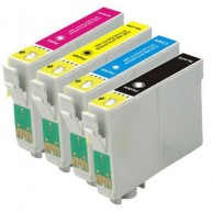 Set 4 cartuse imprimanta Epson T0711/T0712/T0713/T0714 compatibile