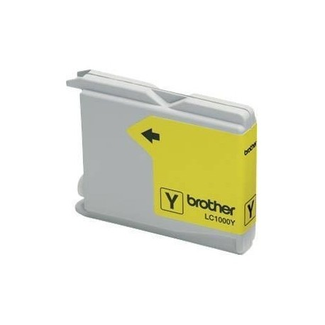 Cartus Brother LC1000Y yellow compatibil