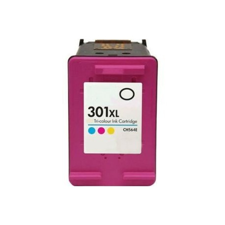 Cartus HP 301XL Color CH564EE compatibil