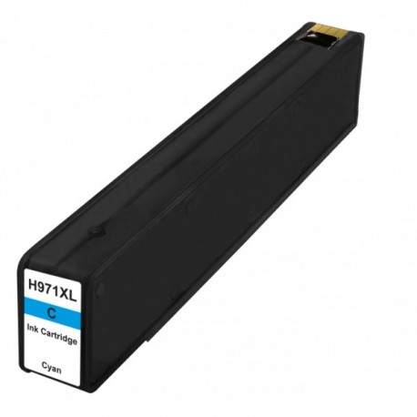 Cartus HP 971XLC CN626AE cyan compatibil
