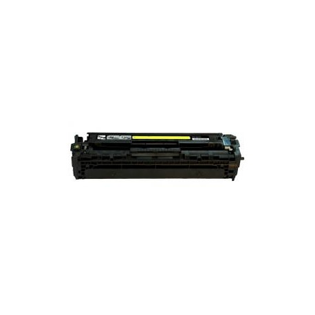 Cartus toner compatibil HP CB542A HP125A Yellow