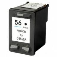 Cartus HP 56 C6656AE negru compatibil
