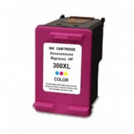 Cartus HP 300XL CC644AE color compatibil