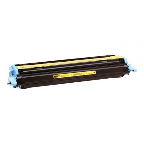 Cartus toner HP Q6002A HP124A Yellow compatibil