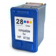 Cartus HP 28 C8728AE color compatibil