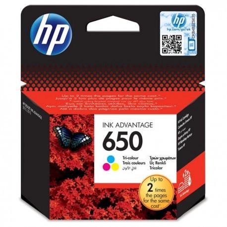 Cartus HP 650 CZ102AE ORIGINAL, Color