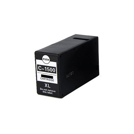 Cartus Canon PGI-1500XLBK Black 38ml compatibil Canon 9182B001AA