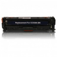 Cartus toner HP CC530A compatibil HP 304A CRG 718 Black