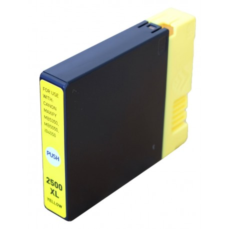 Cartus Canon PGI-2500XLY Yellow compatibil 19ml