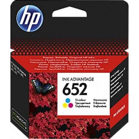 Cartus HP 652 F6V24AE Ink Advantge Color ORIGINAL
