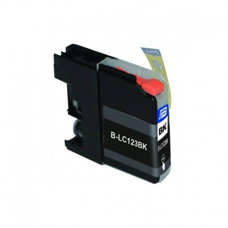 Cartus cerneala Brother LC123BK Black compatibil