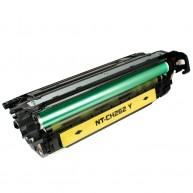 Cartus toner compatibil HP CE262A HP648A 648A yellow