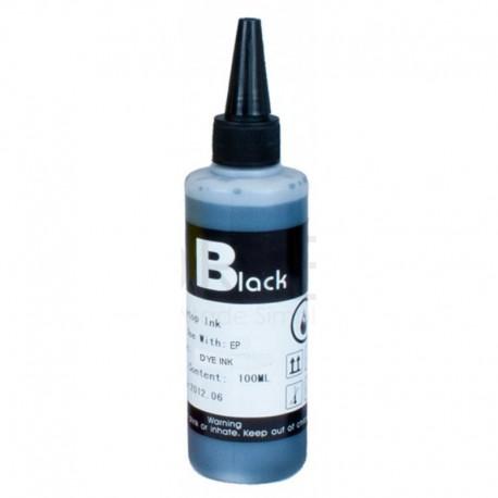 Cerneala compatibila Epson T6641BK L100 L800 100ML