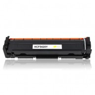 Cartus toner compatibil HP CF542X HP203X Yellow
