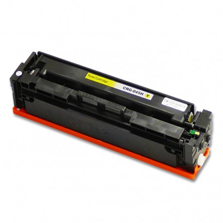 Cartus toner compatibil Canon CRG-045H Yellow 2200 pagini