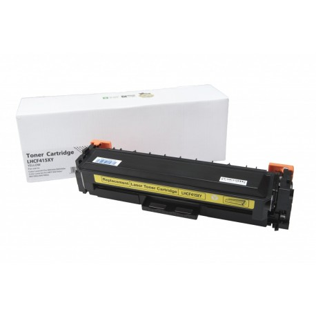 Cartus toner compatibil HP W2032X 415X Yellow