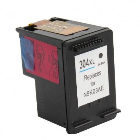 Cartus compatibil HP 304XL N9K08AE BLACK
