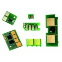 Chip HP 4600C yellow compatibil SCC
